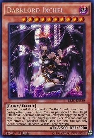 Darklord Ixchel